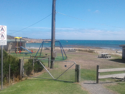 Marrawah Green Point Beach Camping Area